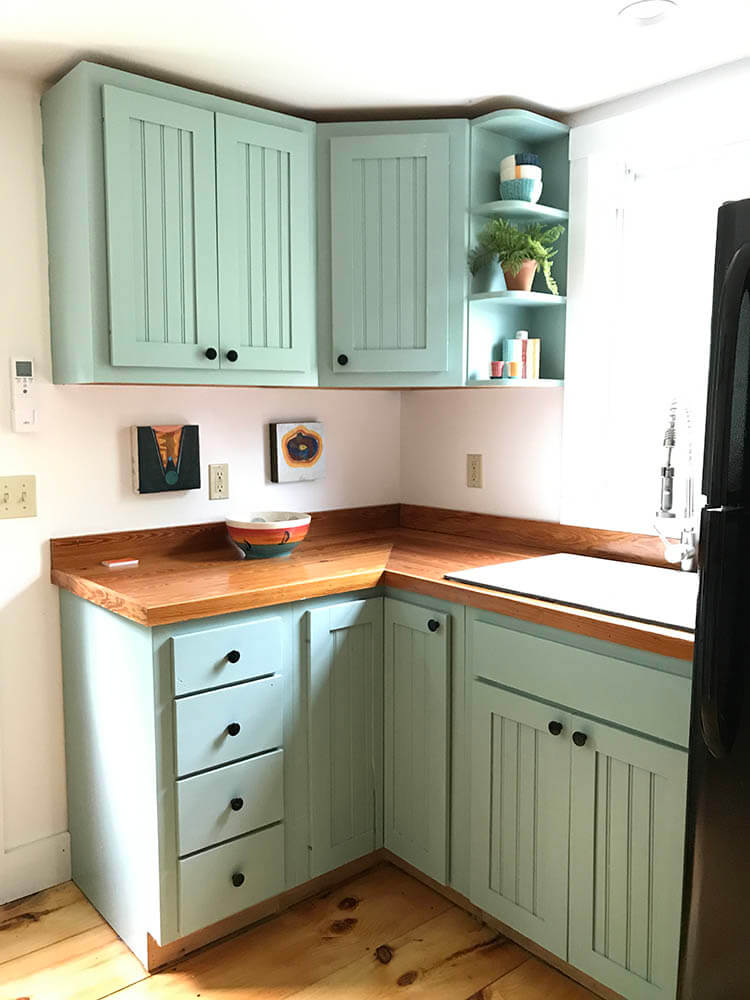 Tiny House Kitchen Cabinets 3